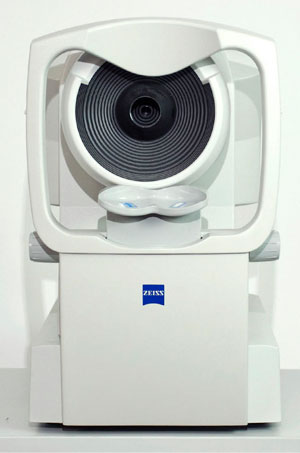 Humphrey Corneal Topography System with Master Vue Software - Eye